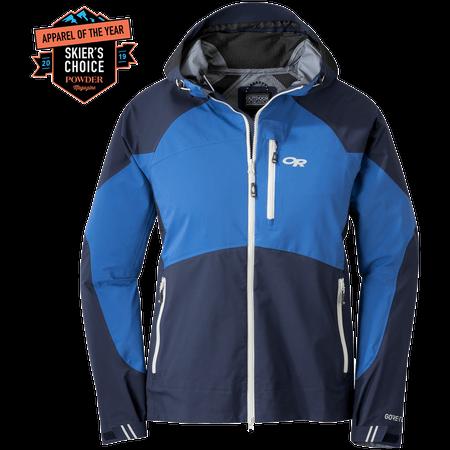 OR OR Men's Hemispheres Jacket Ytterbekledning | Sport Outlet
